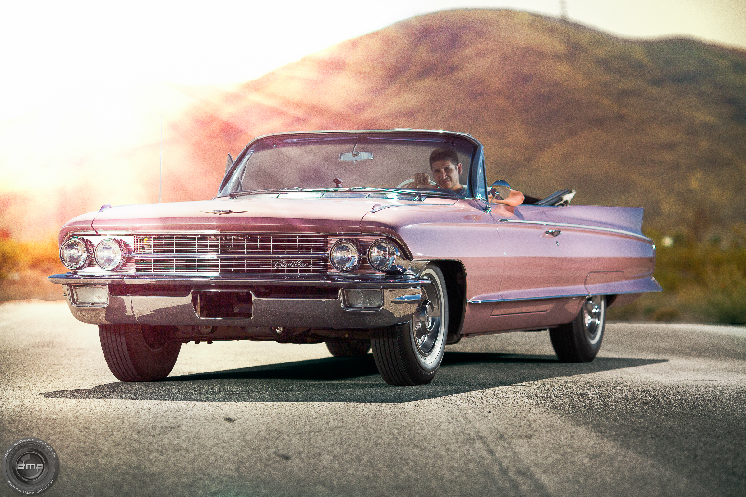 Nothing like a good photo of a Pink Cadillac…. | DIGITAL MACDADDY ...